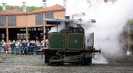 locomotora Suzanne